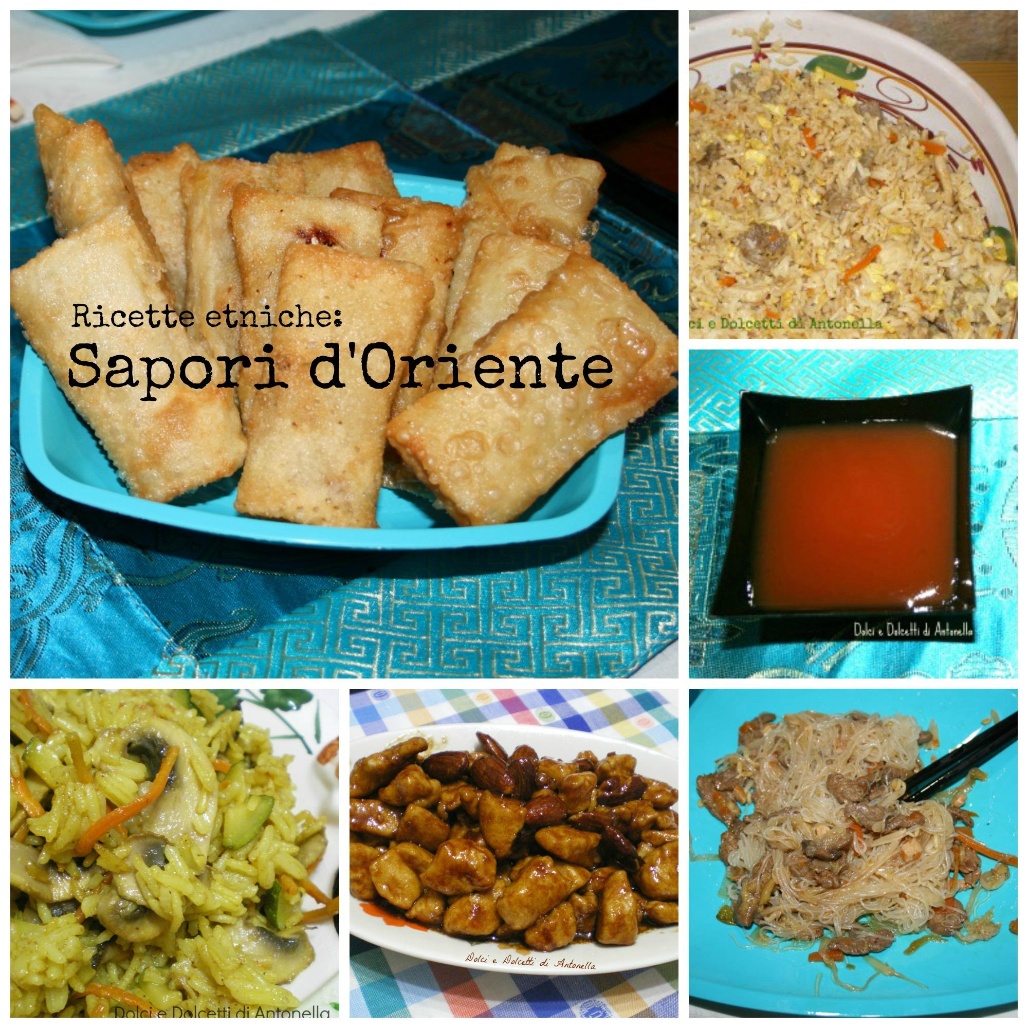 ricettario gratuito ricette etniche sapori d 39 oriente