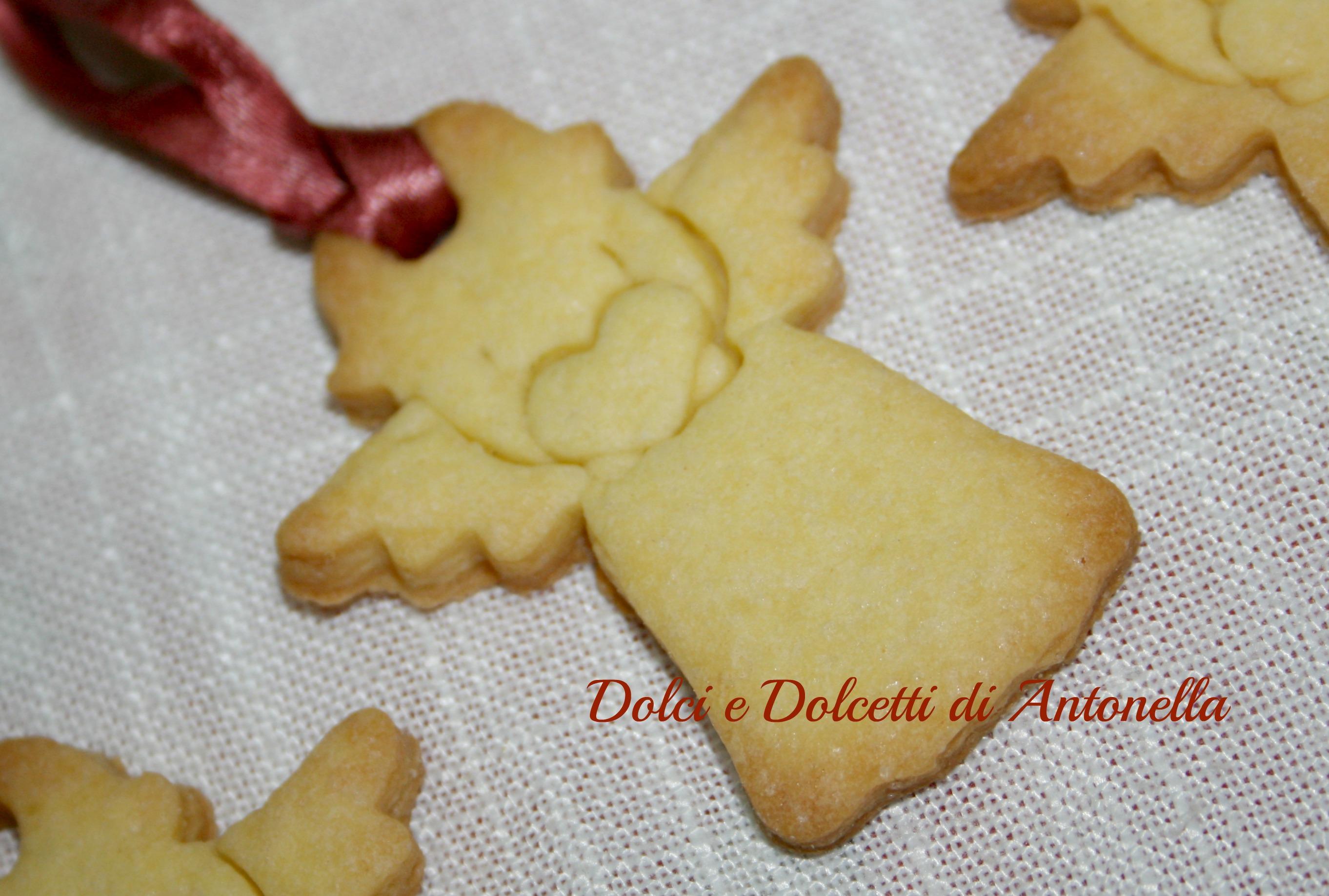 Biscotti Decorati Per Albero Di Natale.Ricetta Biscotti Per Decorazioni Albero Di Natale Dolci E Dolcetti