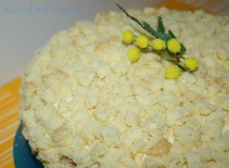 Torta mimosa, festa delle donne