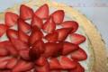 Pan di Spagna con crema pasticcera e fragole, Ricetta Dolce