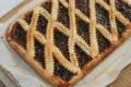 Crostata con marmellata di fragole, Ricetta dolce