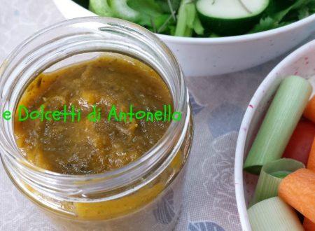 Dado vegetale, ricetta bimby