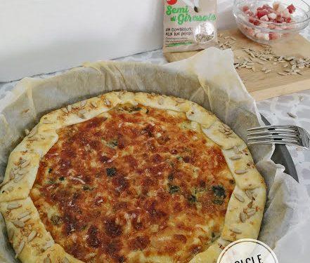 Ricetta torta salata spinaci e pancetta