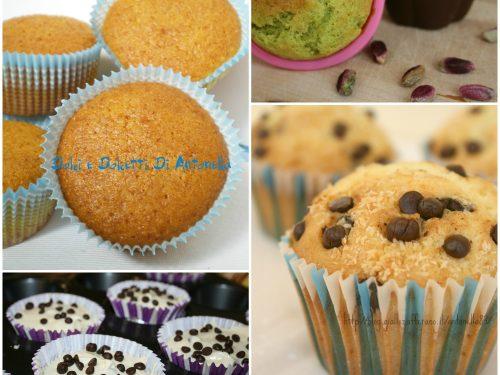Ricette Muffin e Cupcake