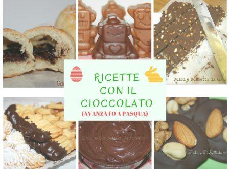 Come riciclare il cioccolato avanzato a Pasqua