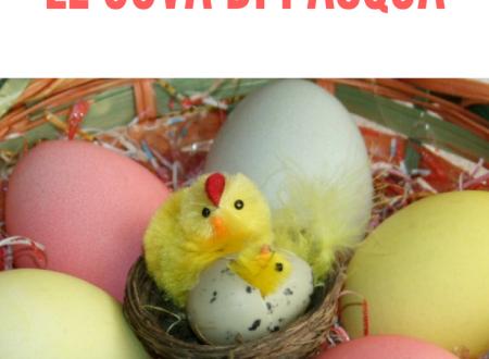 Come colorare le uova di pasqua con coloranti alimentari