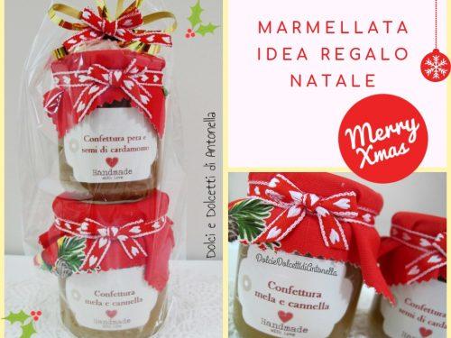 Marmellata da regalare a Natale