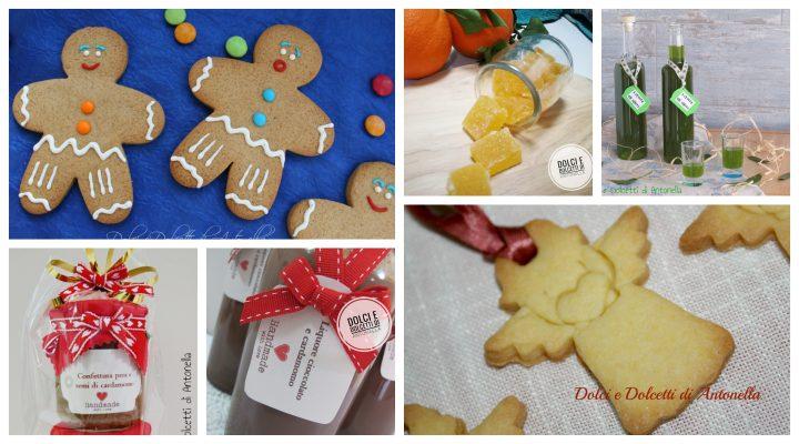 Regali Di Natale Fatti Con Il Bimby.Regali Di Natale Fatti In Casa Dolci E Dolcetti Di Antonella
