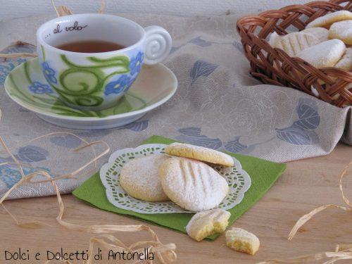 Biscotti per colazione senza farina, Ricetta Bimby
