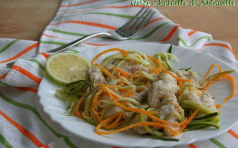 Pollo al limone, Ricetta Bimby