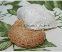 """Biscotti ossa di morto o """"mustazzoli"""" , Ricetta Siciliana"""