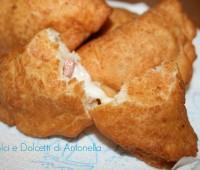 Calzoni fritti, Ricetta Palermitana