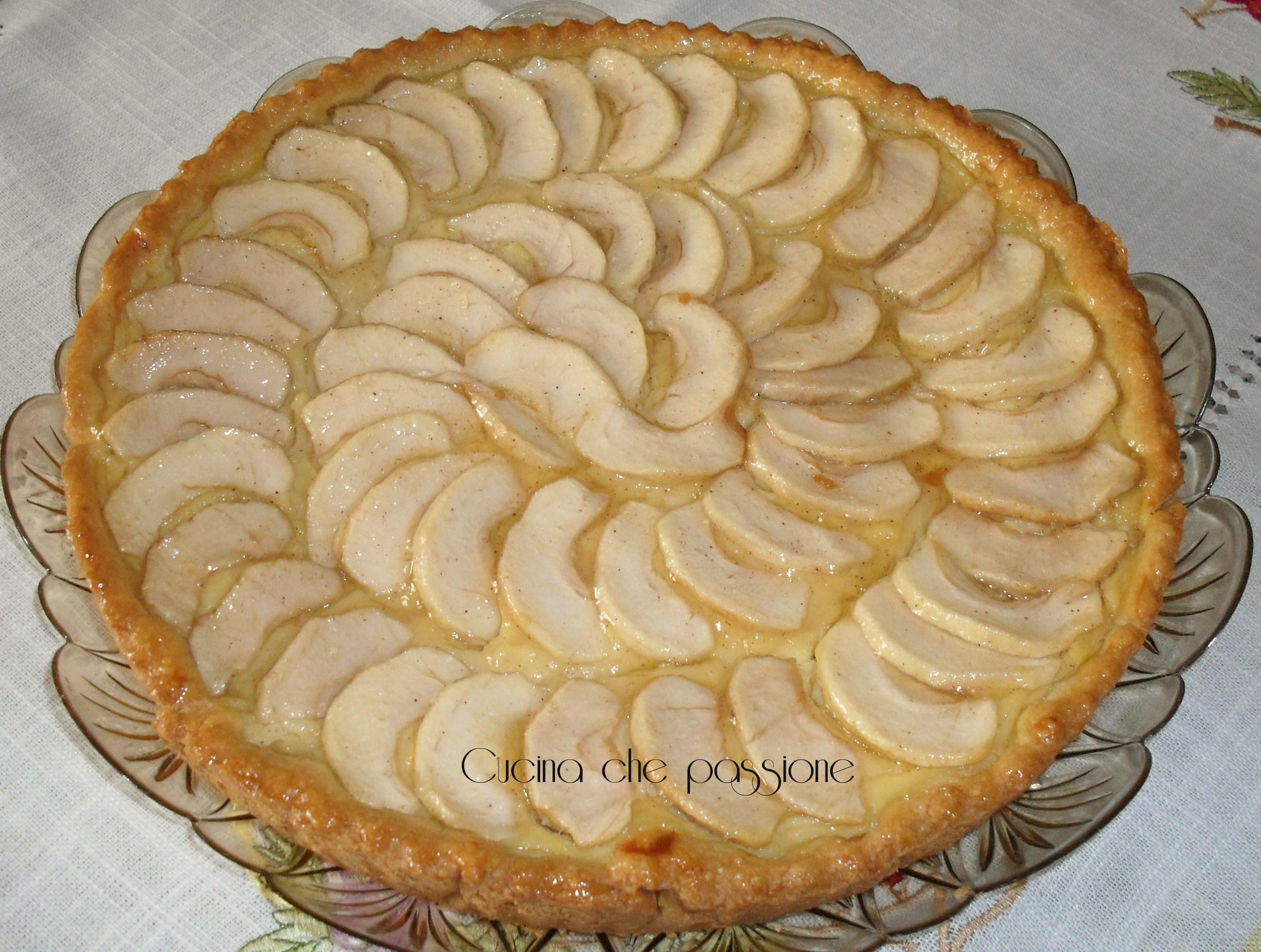 Crostate archivi pagina 2 di 2 cucina che passione di for Crostata di mele