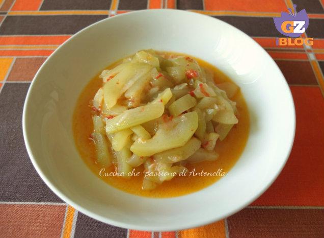 Zucca d 39 acqua stufata ricetta estiva - Cucina fanpage facebook ...