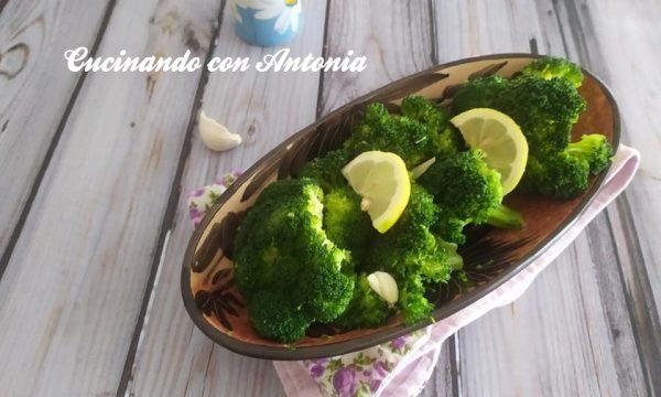 Broccoli all'insalata