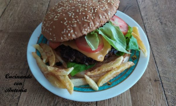 Hamburger americano