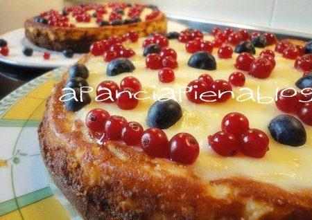 Cheesecake ai frutti di bosco (versione Bimby)