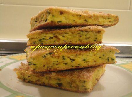 Frittata con zucchine e ricotta (al forno)