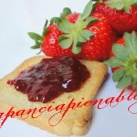 marmellata di fragole a pancia piena