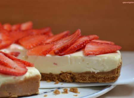 Cheesecake al mascarpone