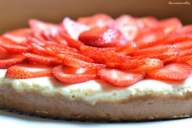 cheesecake crema e mascarpone a pancia piena