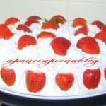 torta fragolina festa della mamma apanciapiena