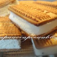 Gelato biscotto (senza gelatiera)
