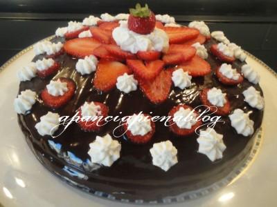 BeFunky torta pronta 13 05 2012 13 400x300 Delizia nutella e panna