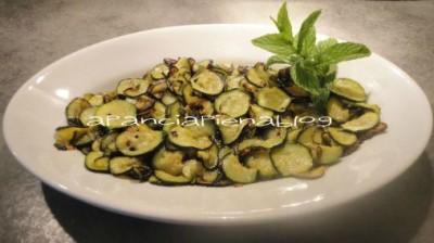 zucchine trifolate a pancia piena