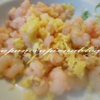 Risotto al limone e gamberetti A pancia piena blog