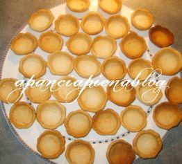 tartellette di pasta brisè a pancia piena blog