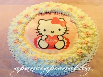 torta compleanno alto a pancia piena blog