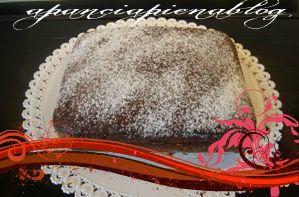 torta nutella e mascarpone a pancia piena blog
