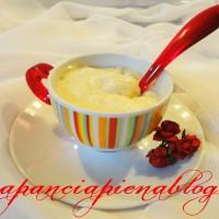 Crema pasticcera con un solo uovo a pancia piena blog