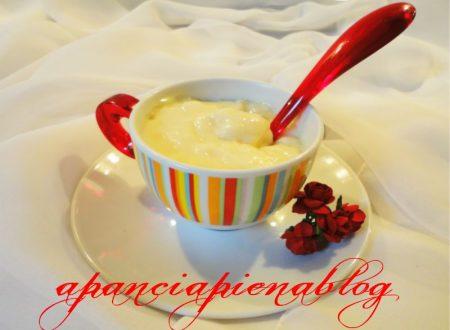 Crema pasticcera con un solo uovo (versione tradizionale e Bimby)