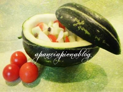 insalata di caroselli panoramica a pancia piena blog