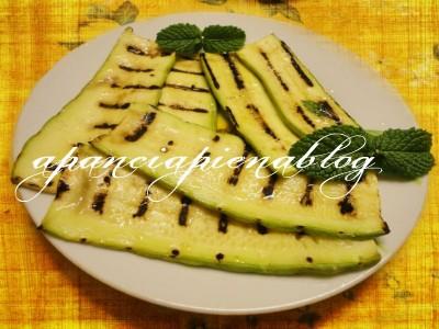 zucchine marinate a pancia piena blog