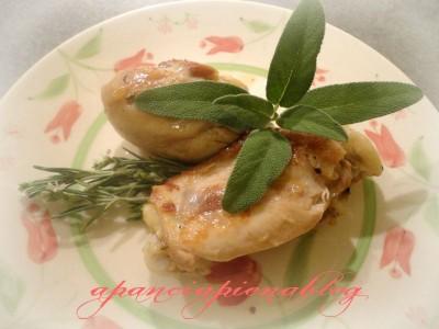 pollo agli aromi a pancia piena blog