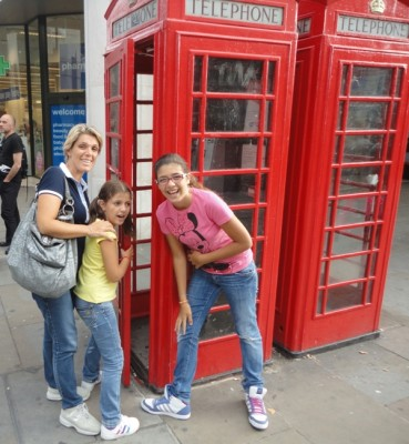 vacanza a Londra a pancia piena blog