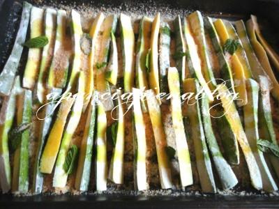 zucchine al forno apanciapienablog