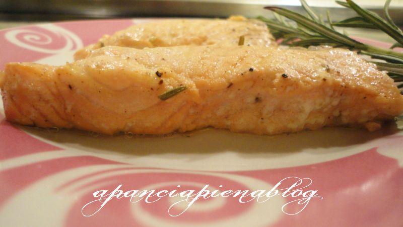 Tranci di salmone al forno (ricetta semplice)