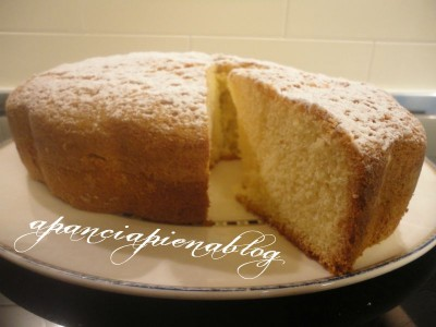 torta paradiso a pancia piena