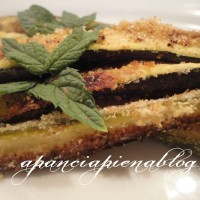 bastoncini di zucchine al forno a pancia piena blog