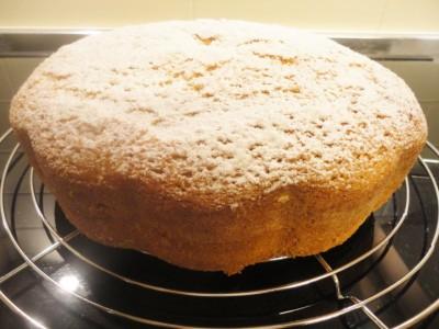 torta paradiso a pancia piena blog