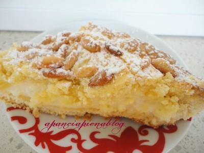torta della nonna a pancia piena blog