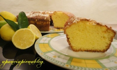 ciambella al limone a pancia piena blog