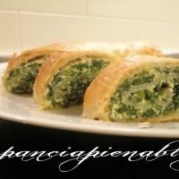 rotolo agli spinaci a pancia piena blog