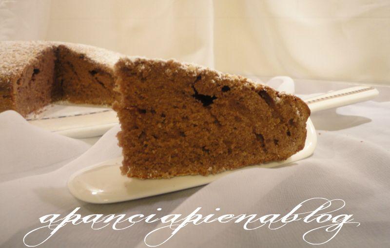 torta cocco,yogurt e cacao a pancia piena blog