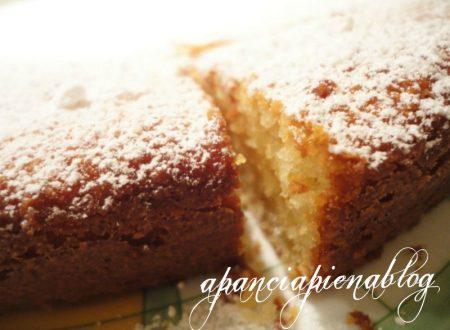 Torta cocco e panna (ricetta semplice)
