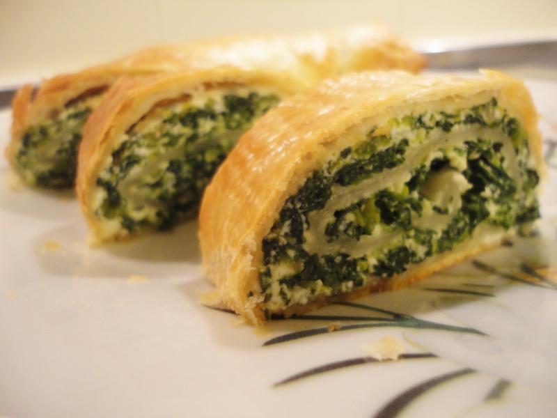 Rotolo spinaci e ricotta a pancia piena blog